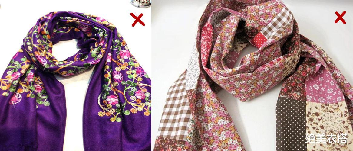 """美不美、看细节,最全的""""围巾穿搭""""干货,讲究的女人更不能错过插图8"""