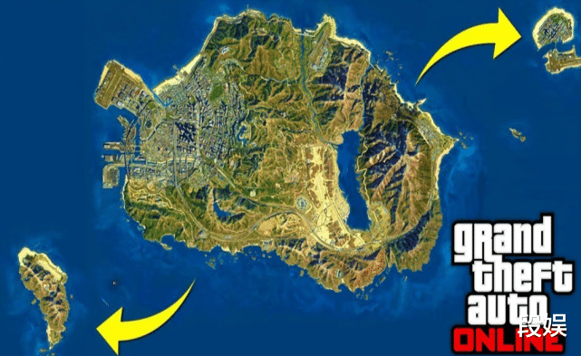 牧场物语蜜糖村挖矿_《GTA5》全新的岛屿地图曝光,迎来史前最强更新,老玩家回归?