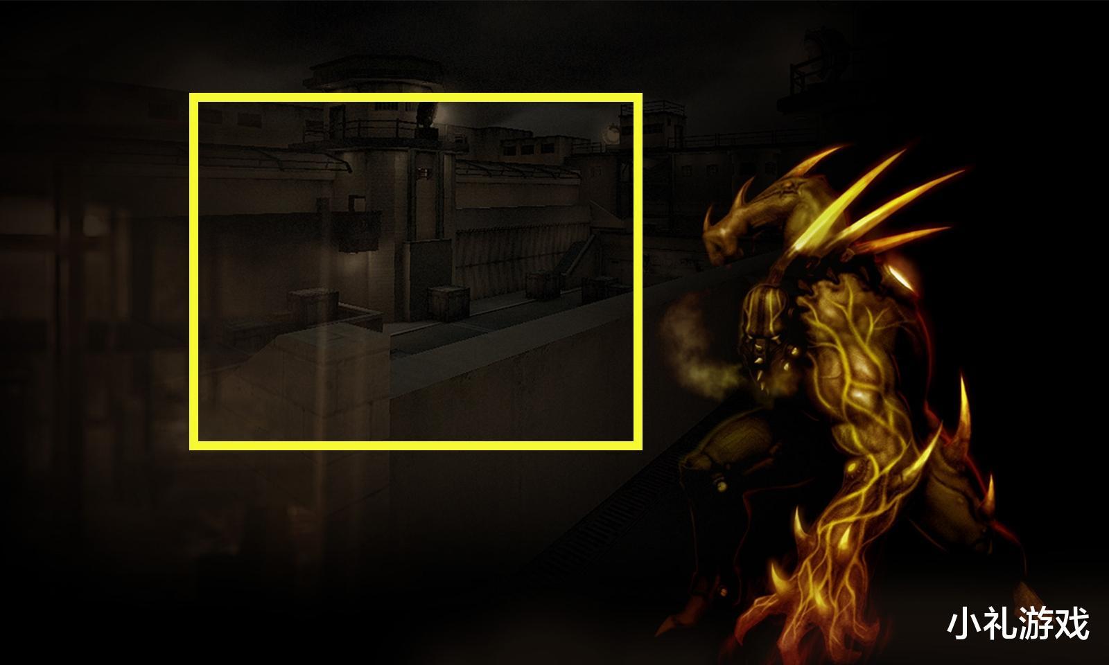 日文游戏全网禁售_《穿越火线》绿巨人到底经历了什么?背景图出现了守望之城的地图
