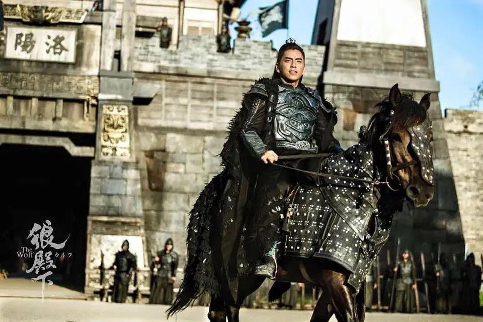 为了给《鹿鼎记》救场,肖战被《狼殿下》架上热搜插图12