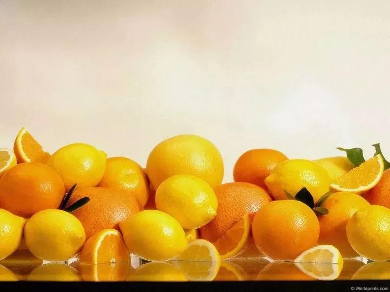 柠檬全身都是宝! 美容减肥、防感冒....好处多到你不相信!