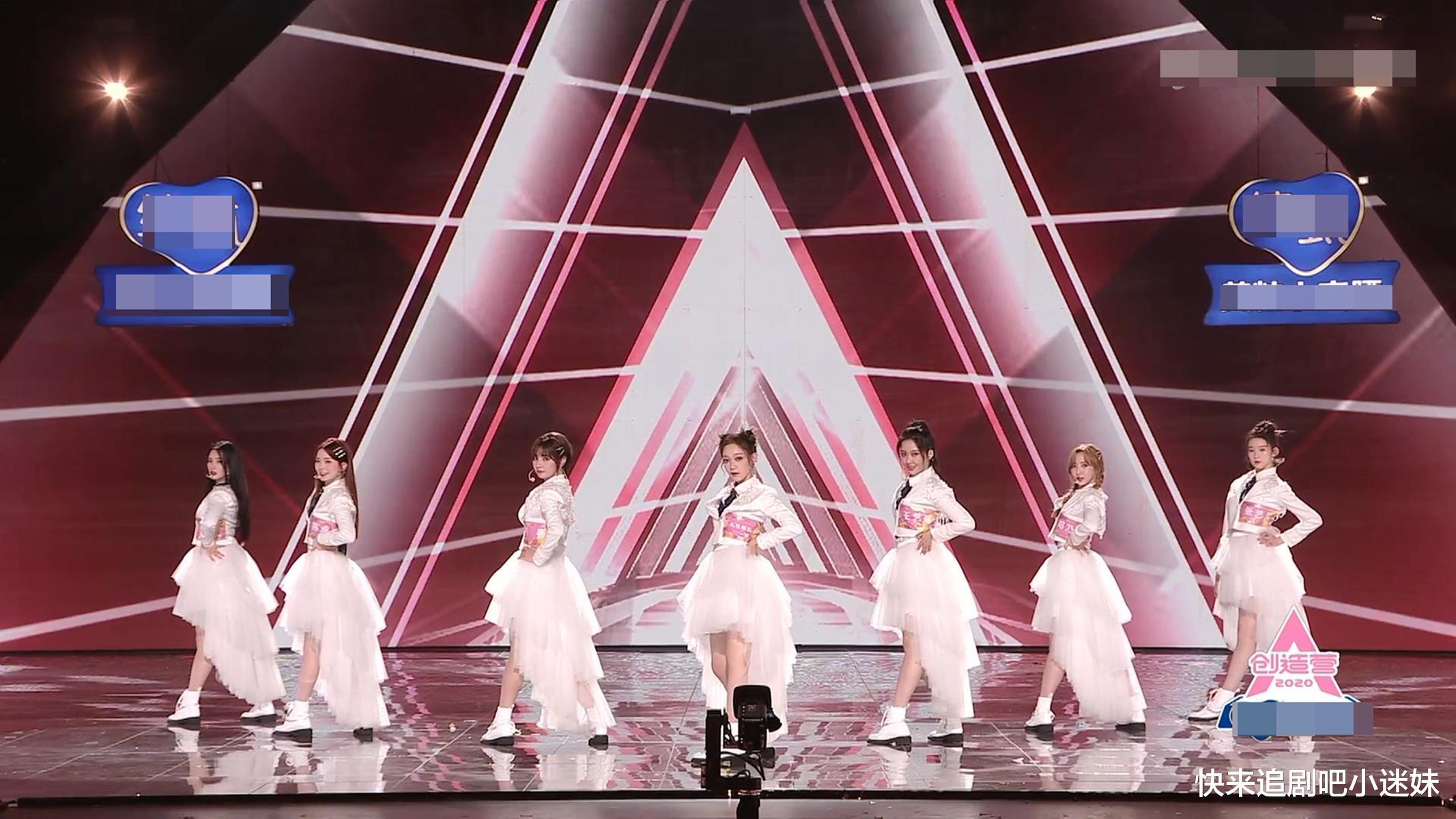 《创3》硬糖少女303出道,首秀发生直播事故,节目组掉链子