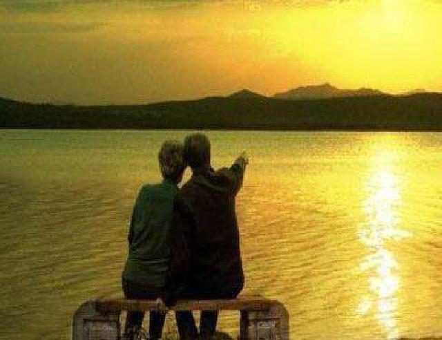老伴,最美的长情告白,一生的温暖