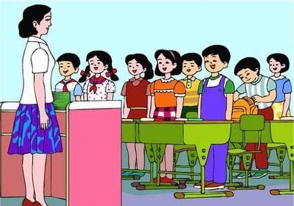 有一个当妈妈的老师,是什么体验?