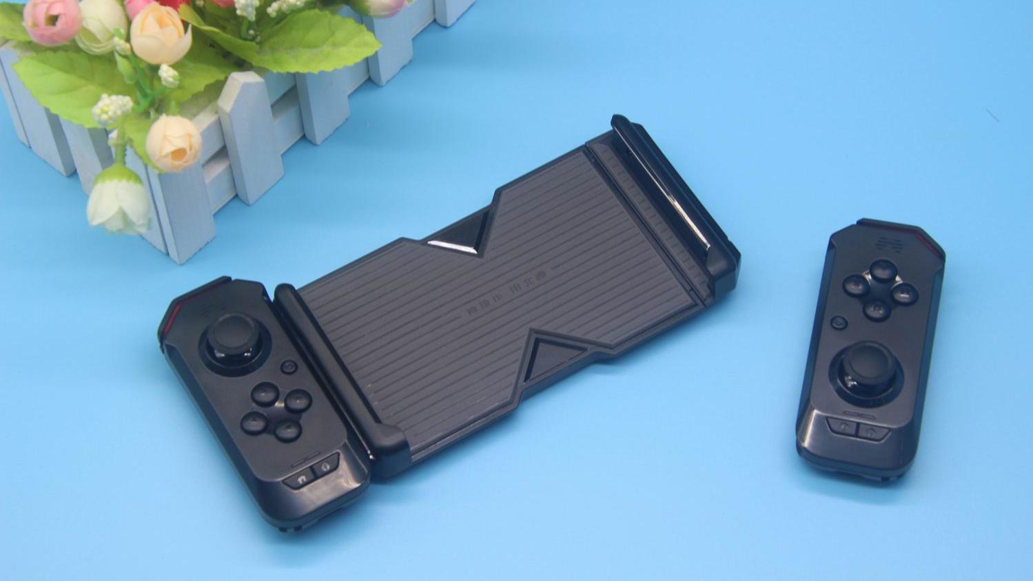 自由组合,多平台适用:北通H2单双柄两用游戏手柄评测