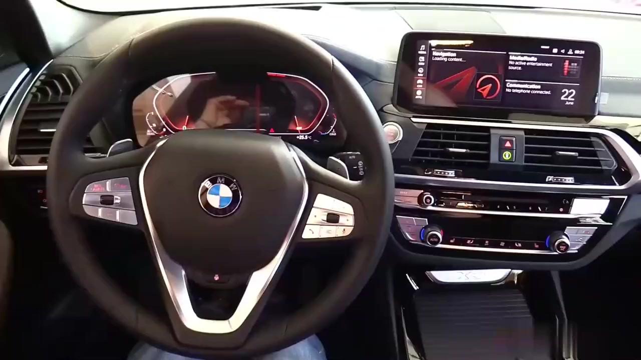 2020宝马X3 xDrive20d 外观和内饰绕车介绍