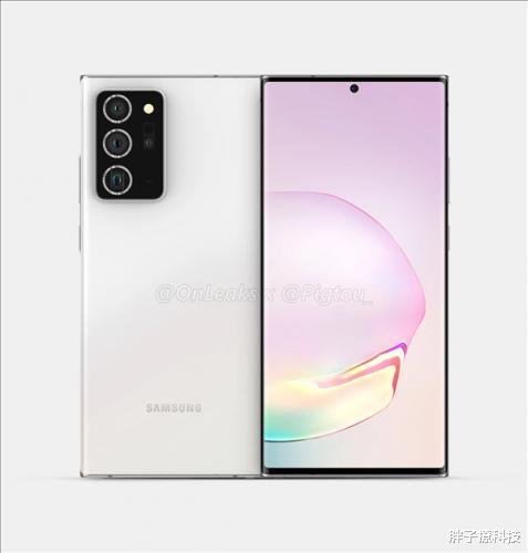 三星Galaxy Note 20已入网,这些亮点提前看!