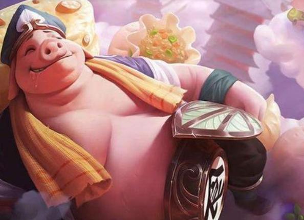 王者荣耀:版本之子来了,边惩猪八戒崛起 猪八戒 王者荣耀 手游热点  第3张