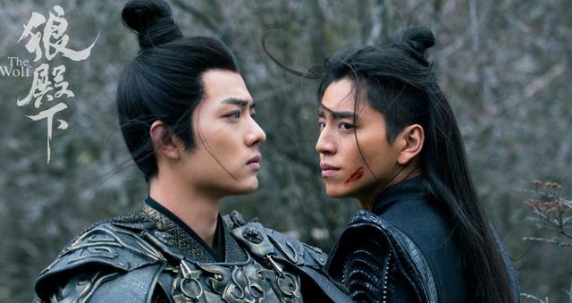 继《狼殿下》后,李沁新剧即将来袭,终于和《楚乔传》的他在一起