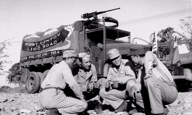 在兰姆伽受训后,远征军官兵发现,骑摩托、吃饭团的日军其实很穷 陆军 单机资讯  第2张