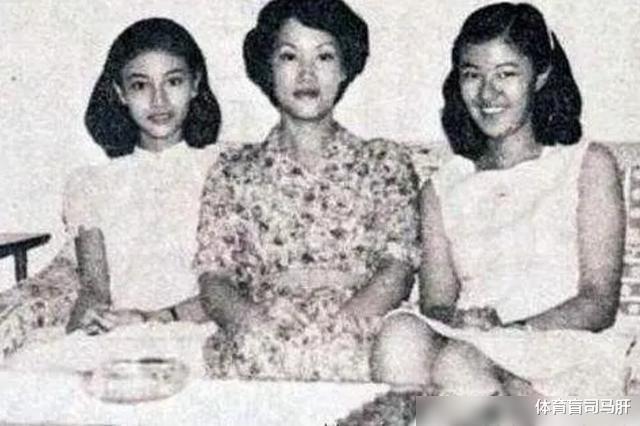 王祖贤才是基因突变,小时候真的中等偏下,柏芝和弟弟差得有点多