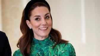 凯特比梅根小一岁,看着却比对方老十岁,王室的事务太熬人了