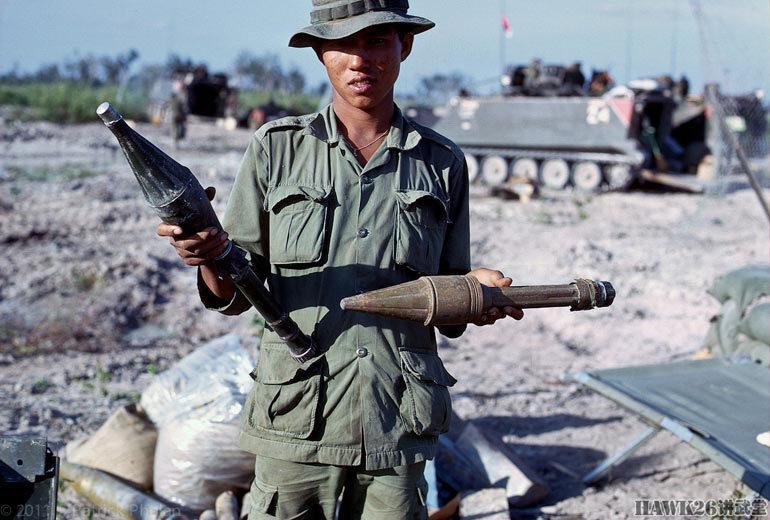 """《【煜星娱乐注册官网】苏联RPG-2发展简史:纳粹德国""""铁拳""""如何变成红色反坦克利剑?》"""