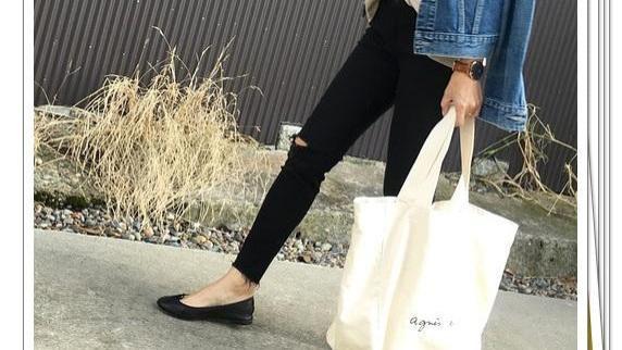 """你瞧不上的""""布袋子"""",却是日本时尚女人的休闲造型好帮手"""