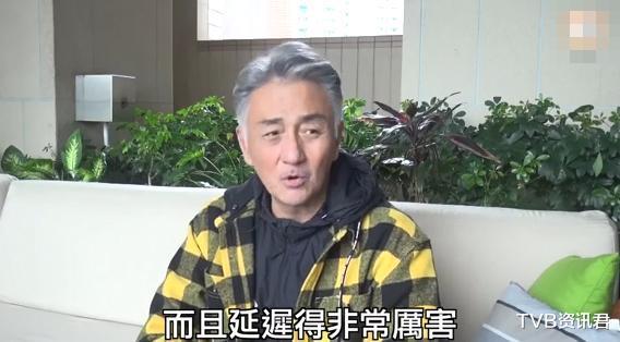 惨!TVB资深戏骨返港接拍剧却延期开工:倒贴十万元租住星级酒店插图18