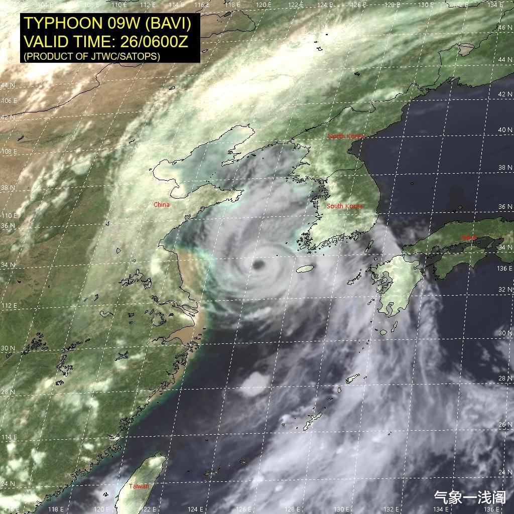 《【煜星登陆注册】时速205公里,16级超强台风劳拉来了,还将登陆,8号巴威逼近北方》