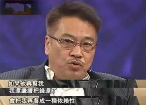武汉疫情周润发被带节奏,被批一毛不拔?不吭声不代表没有爱