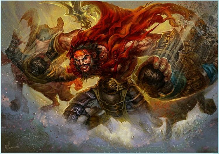 魔兽世界6.0资料片_三国杀:假设手里仅有无限的杀,有哪些武将可以靠技能杀穿全场?