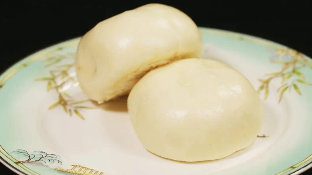 养生厨房:今日菜品——《香口红豆包》