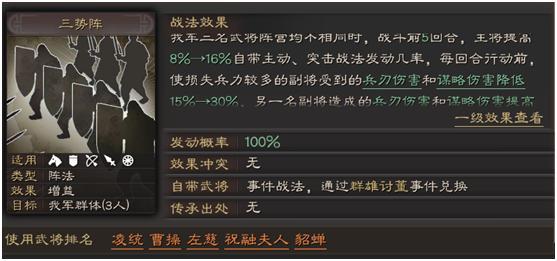 《【煜星娱乐登陆注册】三国志战略版:吕布战力逆天的依仗!没有它,张辽他都打不赢》