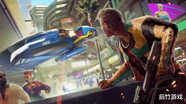 CD Projekt官方辟谣:《赛博朋克2077》不会加入微软Xbox会员服务 赛博朋克2077 xbox 手游热点  第1张