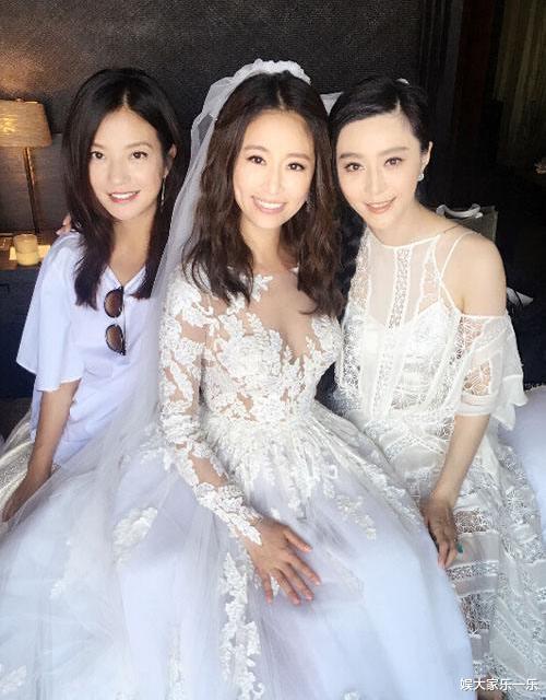 林心如结婚,赵薇随礼10万,而她的婚礼却给了200万