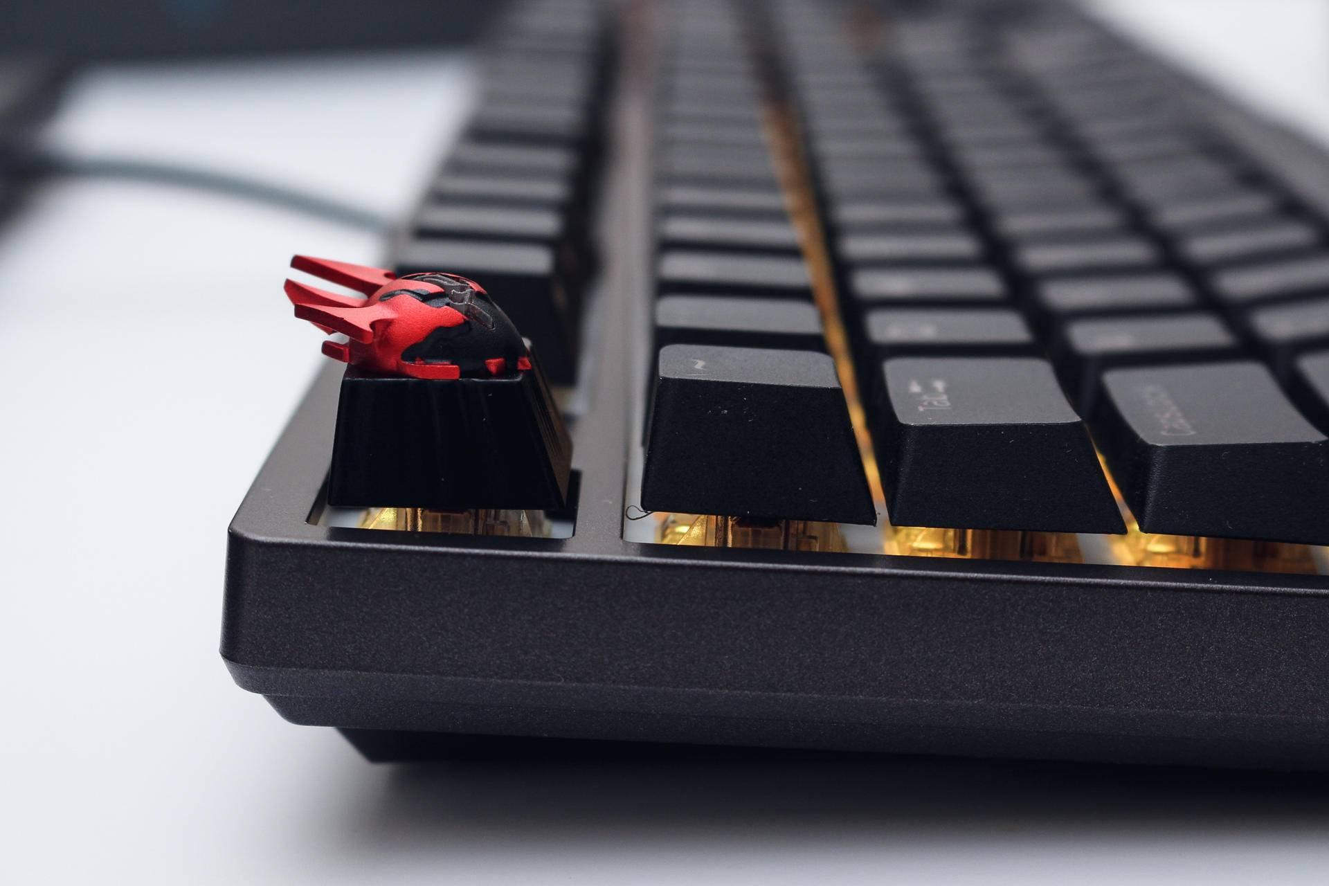 是不是傻,一把键盘的钱只买了一颗键帽?插图(18)