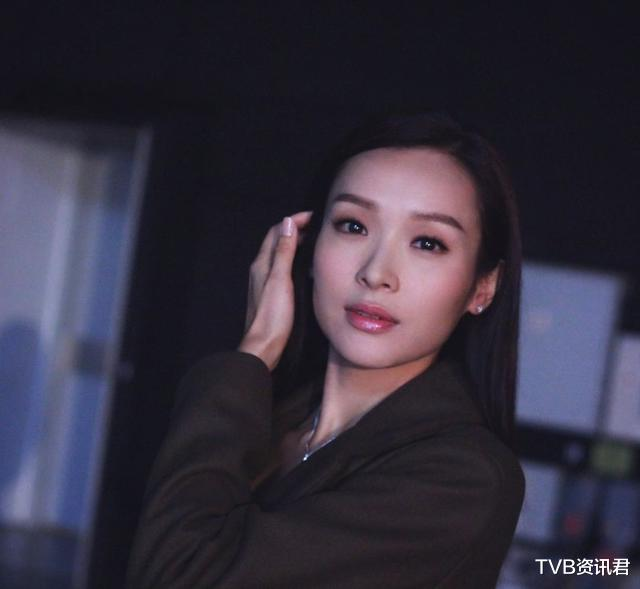 """终于""""解封""""有望!TVB视后惨遭封杀停工一年:接连多剧被踢出局插图4"""