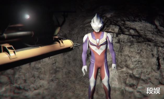 """《【煜星在线娱乐注册】《GTA5》沉睡深海中的""""迪迦奥特曼""""苏醒后,会怎样?洛圣都的光!》"""
