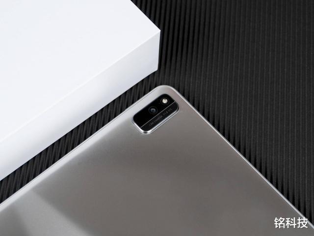 荣耀平板V6开箱初体验,麒麟985+2K全面屏开启平板5G时代