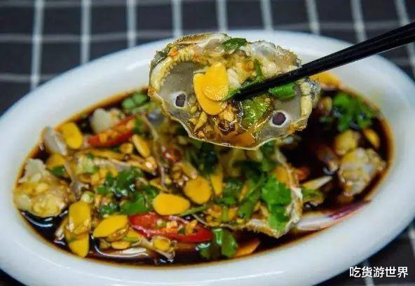 """中国这道家常菜,腌制成菜后还是""""活的"""",仅靠酱油维持生命"""