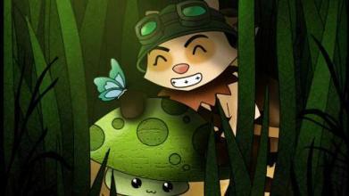 《【煜星娱乐官方登录平台】LOL出一个没有地形,只有随机草丛和野怪的大地图,什么英雄会是地图宠儿?》