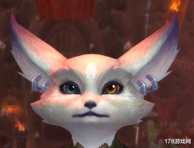 魔兽9.0前瞻:已实装的狐人新瞳色和首饰浏览 耳环 首饰 单机资讯  第47张