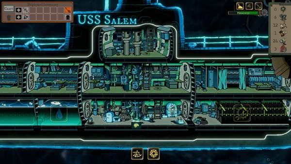 dota2测试服_策略RPG《激荡海渊》登陆Steam 将于10月30日发售-第7张图片-游戏摸鱼怪