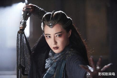 7个版本梅超风,杨丽萍经典,杨蓉毁原著,而她是童年噩梦