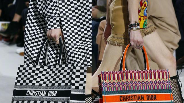 沿着Dior包袋诞生的年份,细数有关它的鎏金岁月!(下)
