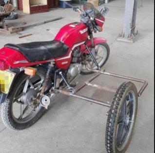 5.4猎人bug魁麟_为什么越来越多人收废旧摩托车,它挣钱吗?