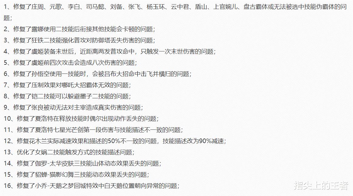 《【煜星登陆地址】12.1日,七名英雄调整,木兰回归50%免伤,镜姐惨遭滑铁卢》