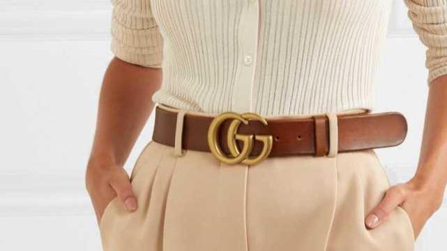 不可缺少的百搭单品,大牌皮带时尚又实用,提升整体穿搭质感