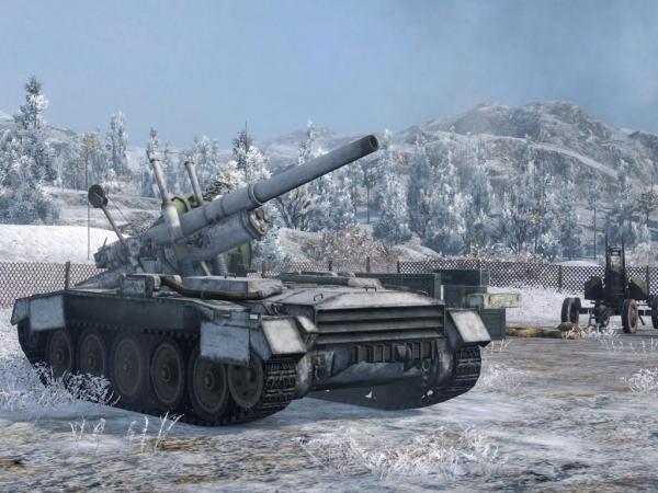 杀戮传世_坦克世界最均衡的火炮,新人最好的礼物,六级火炮m44-第2张图片-游戏摸鱼怪