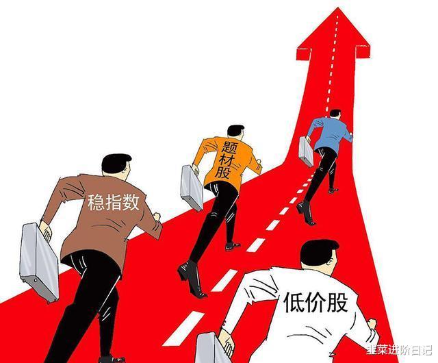 低价股受追捧,创业板难寻4元以下股票,收割韭菜倒计时