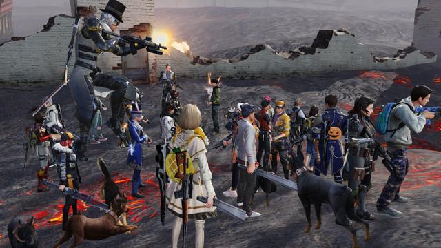 《【煜星平台怎么注册】火山毁灭世界,哪个玩家能成为救世主?《明日之后》:每一个》