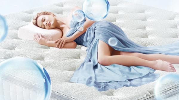 将玻尿酸注入床垫面料层?