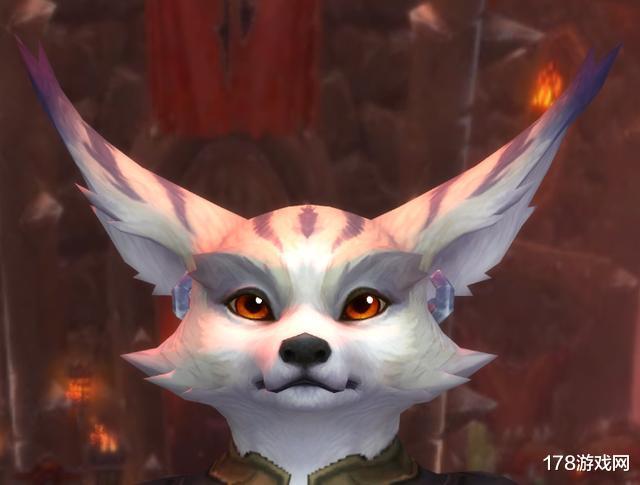 魔兽9.0前瞻:已实装的狐人新瞳色和首饰浏览 耳环 首饰 单机资讯  第8张