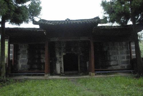 土家族最古老舞堂,现存最早摆手堂之一,湖北来凤舍米湖摆手堂