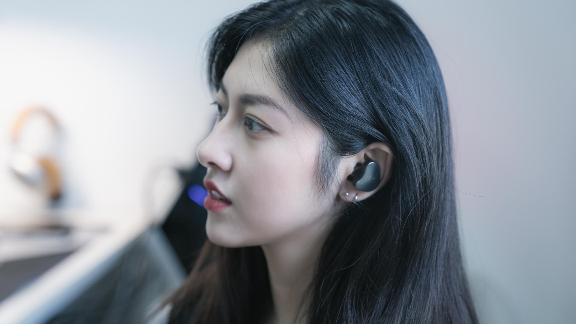 独立耳放打造大耳机般的声音,HIFIMAN真无线蓝牙耳机TWS800开箱评测