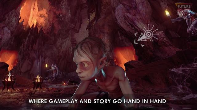 洛克王国阿布技能表_未来游戏展:《指环王:咕噜》宣布添加本世代主机版本