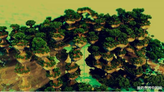 《【煜星在线娱乐注册】《我的世界》创造模式真正用法 玩家成为创世神制作4种神奇地形》