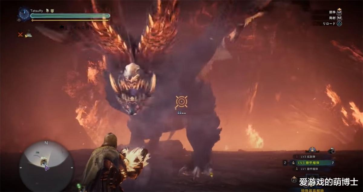 《【煜星在线登录注册】《怪物猎人:世界》高手表演烟雾弹暗杀技术,煌黑龙:人呢?》
