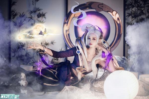 《【煜星手机版登录】cosplay:《王者荣耀》甄姬@-戚顾儿MIKI-》